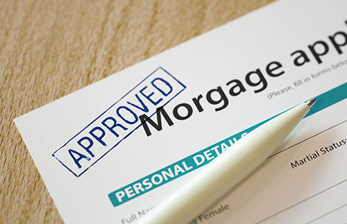 approved home loan